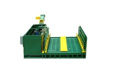 No pad Grating type - with sludge disposal system