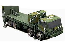 Hydraulic system for KM-SAM Launching Ramp