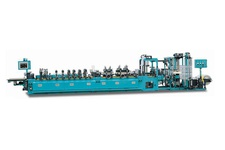 Standing Pouch, 3 Side Seal Bag Making Machine