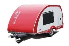 개인용 캠핑 카라반