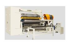 Copper Plating Fabric Calender Machine (2 Bowl)