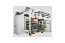 Multi Purpose Friction Calender Machine (3Bowl)