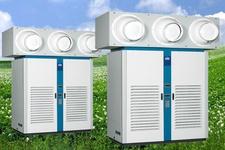공장용 냉난방기