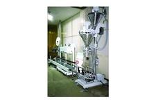 Large Packaging Powder Filling Machine