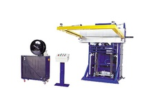 Automatic Package Binding Machine