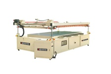 Sliding Table Screen Printer