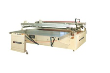 Jumbo Sliding Table Screen Printer