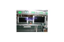 PDP / LCD T.V 생산라인