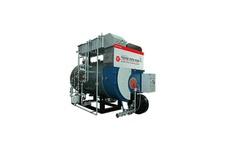 Double Effect Condensing Boiler