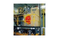 Waste Tube Boiler