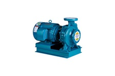 Motor Coupled Volute Pump