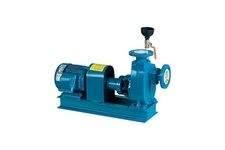 Self–Priming Pump