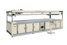 Screen Printing Machine for jumbo flat suface