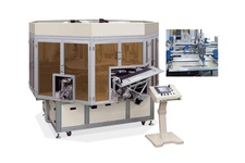 Screen Printing Machine for tubes
