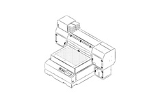 Small Flatbed Printer