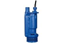 토목공사용 배수펌프
