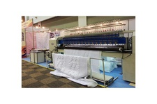 The two-pattern quilting machine