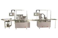 Automatic Vial Filling Facility (Liquid)