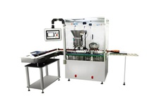 Automatic Sealing & Capping Machine