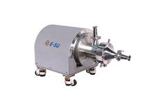 Homogenising Pump Unit Machine