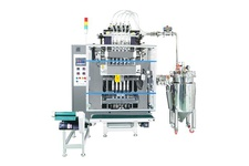 Liquid stick -type sachet packaging machine (5Line)