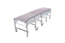 Folding Roller Conveyor