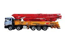60m Boom Pump