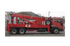 Wheeled tow trucks