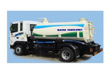 Water Tanklorry