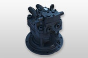 Axial piston Motor & Reduction Gear