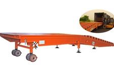 Lumber Handling One-Body Type 1-Way Mobile Dock