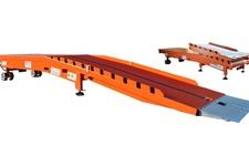 Lumber Handling Separable Type 1-Way Mobile Dock