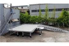 Fixed Type Platform Dock