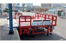 Portable Platform Dock
