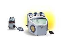 Micro Blast  Machine