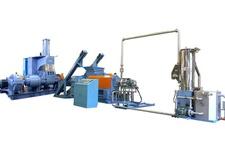Master Batch & Foam Resin Compound Equipment