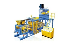 Small Concrete Block Machine (S Series)