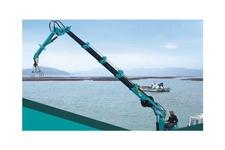 Seashell Fishing Crane