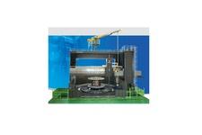 CNC Large Vertical Lathe
