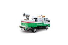 Multi Purpose Pest Control Sprayer Vehicle