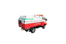 Multi Purpose Forest Firefighting Vehicle (Integral Type)