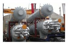 Alloy Steel Heat Exchanger