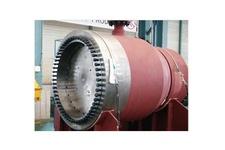 Breech Lock Heat Exchanger