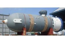 Ammonia Plant Discharge Separator