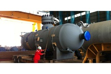 Recycle Gas Compressor K.O Drum