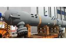High Pressure H2S Absorber Vessel