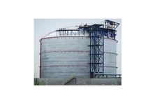 Dome Roof Storage Tank