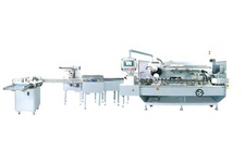 High Speed Continuous Motion Horizontal Cartoner