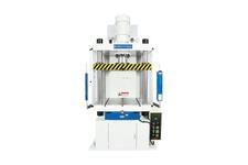 4-Post Hydraulic Press