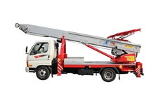 Ladder Lift Truck